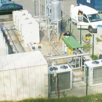 centrale biogaz