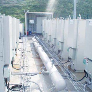 distribution de biogaz