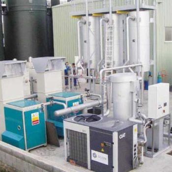 centrale biogaz BIOVAL