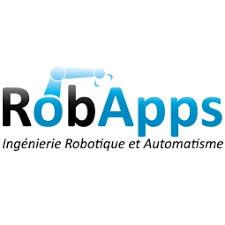 Logo société RobApps